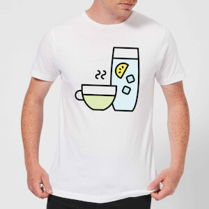 Cooking Cup Of Tea And Water Men's T-Shirt