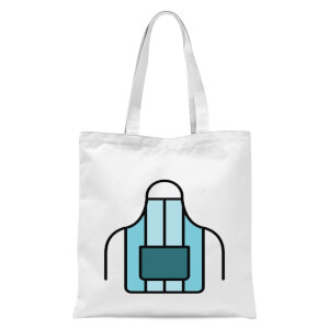 Cooking Apron Tote Bag