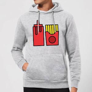 Cooking Ketchup And Fries Hoodie
