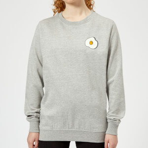 Cooking Small Fried Egg Women's Sweatshirt