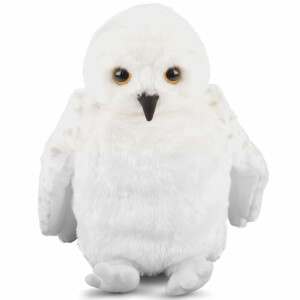 Wow! Stuff Hedwig Harry Potter 29cm Feature Plush with Sounds