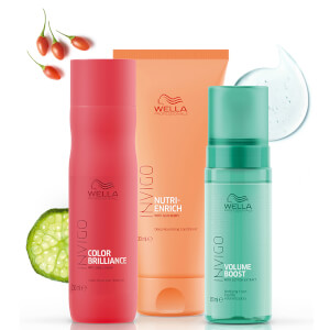 Wella Professionals Care Limited Edition Gift Set for All Hair Types