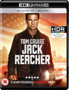 Jack Reacher - 4K Ultra HD