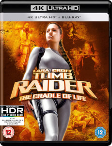 Lara Croft Cradle Of Life - 4K Ultra HD (Includes Blu-ray)
