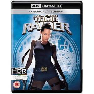 Lara Croft Tomb Raider - 4K Ultra HD (Includes Blu-ray)
