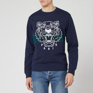 KENZO Men's Urban Tiger Sweatshirt - Ink