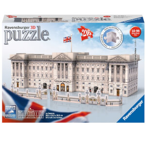 Ravensburger Buckingham Palace 3D Jigsaw Puzzle (216 Pieces)