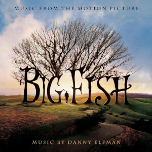 Big Fish Soundtrack 2x Colour LP