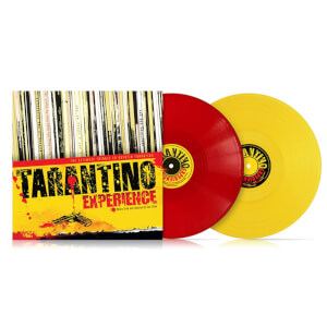 The Tarantino Experience: The Ultimate Tribute To Quentin Tarantino 2x Vinili colorati