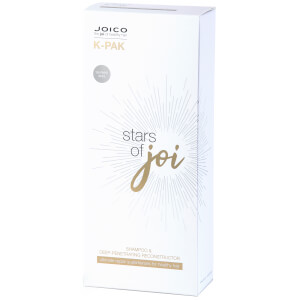 Joico Stars of Joi K-Pak Shampoo 300ml and Deep Penetrating Reconstructor Treatment 150ml
