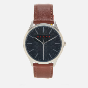Ted Baker Men's Manhatt Watch - Black/Brown