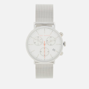 Ted Baker Men's Mimosaa Chrono Watch - Silver