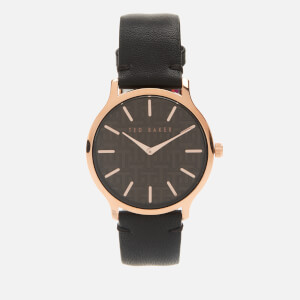 Ted Baker Women's Poppiey Watch - Black