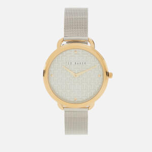 Ted Baker Women's Hetttie Watch - Silver