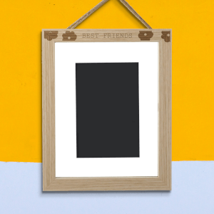 Best Friends Portrait Frame