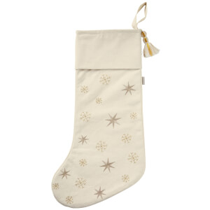 Cam Cam Christmas Stocking - Natural