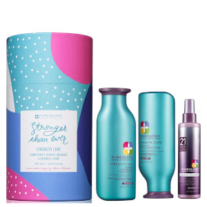 Pureology Strength Cure Christmas Set (Worth £60.00)
