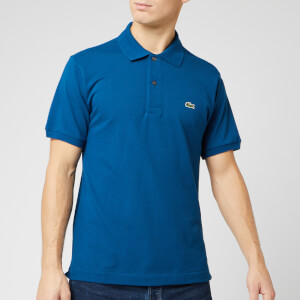 Lacoste Men's Classic Pique Polo Shirt - Raffia Matting