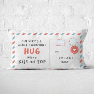 To My Little Baby Rectangular Cushion