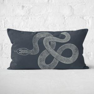 Snake Rectangular Cushion