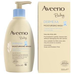 Aveeno Baby Dermexa Moisturising Wash 300ml