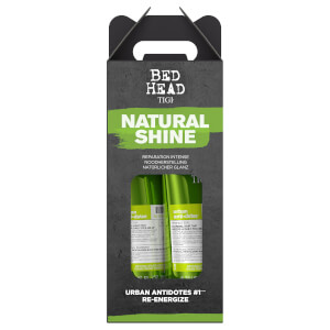TIGI Bed Head Urban Antidotes Re-Energise Daily Shampoo and Conditioner - Pack of 2