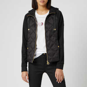 Barbour International Women's Match Point Sweat Jacket - Black