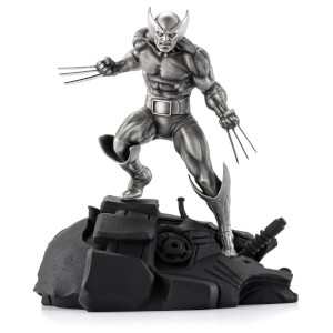 Royal Selangor Limited Edition Wolverine Victorious Figurine