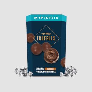 Truffes au chocolat protéinées
