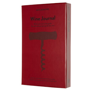 Moleskine Passion Journal - Wine