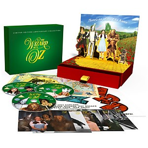 The Wizard of Oz: Limited Edition Anniversary Collection - 4K Ultra HD