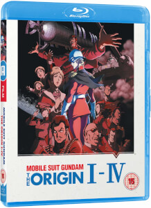 Mobile Suit Gundam The Origin I-IV