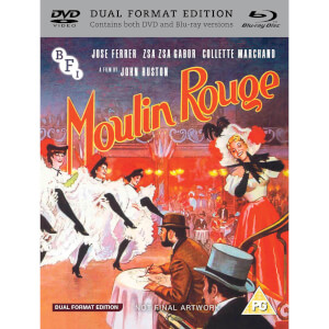 Moulin Rouge - Dual Format