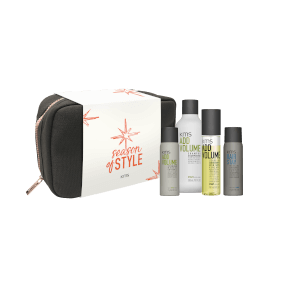 KMS Add Volume Christmas Gift Bag (Worth £40.75)