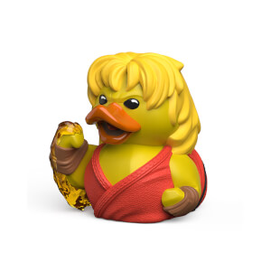Street Fighter Tubbz Collectible Duck - Ken