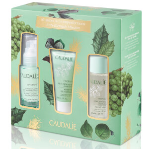 Caudalie Vinopure Natural Anti-Blemish Routine (Worth $70.00)