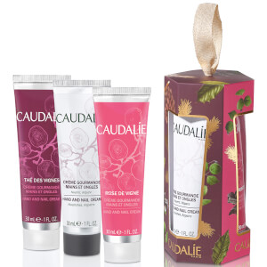 Caudalie Luxury Hand Cream Trio (Worth £16.00)