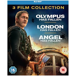 Olympus/London/Angel Has Fallen Triple Boxset