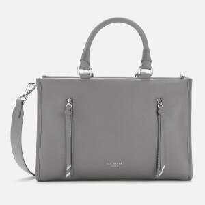 Ted Baker Women's Hanee Tote Bag - Dark Grey