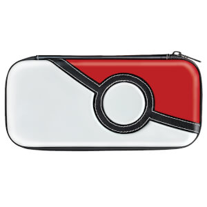 Nintendo Switch Hard Pouch - Poké Ball Edition