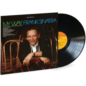 Frank Sinatra - My Way 50th Anniversary LP