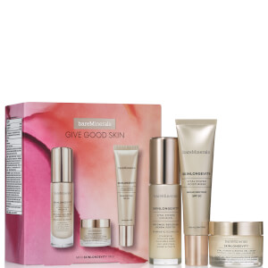 bareMinerals Give Good Skin Gift Set (Worth £76.00)