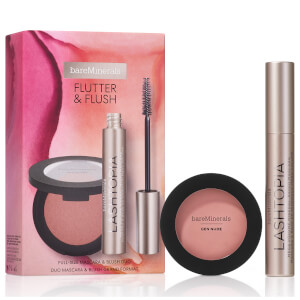 bareMinerals Flutter and Flush Gift Set
