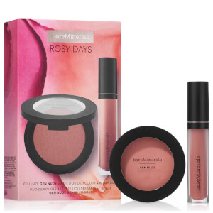 bareMinerals Exclusive Rosy Days Gift Set (Worth £41.00)
