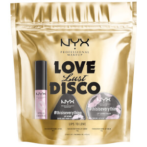NYX Professional Makeup Lips to Love Nourishing Lip Christmas Gift Set