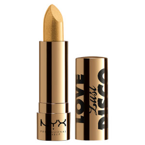 NYX Professional Makeup Love Lust & Disco Gold Dipper Limited Edition Lipstick Metallic Topper 6ml