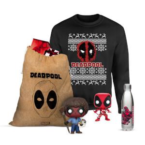 Méga lot de Noël Officiel Deadpool
