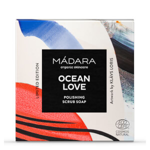 MÁDARA OCEAN LOVE Polishing Scrub Soap 90g