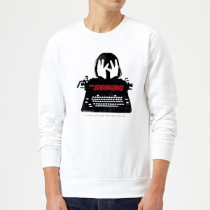 The Shining Silhouette Sweatshirt - White