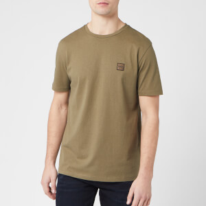 BOSS Men's Tales Jersey T-Shirt - Brown
